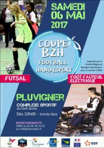 Coupe BZH FOOT HANDISPORT
