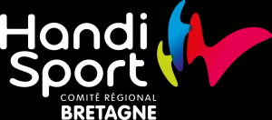 Logo du Comité Régional Bretagne Handisport