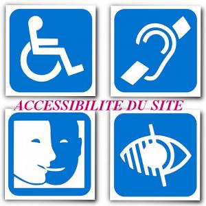 Accessibilité du site