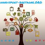 Le site web Handisport Bretagne vient de migrer vers WordPress